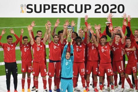 Tekuk Dortmund 3-2, Muenchen Juara Piala Super Jerman