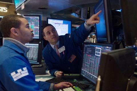 Rilis Data Ekonomi Buat Wall Street Merekah