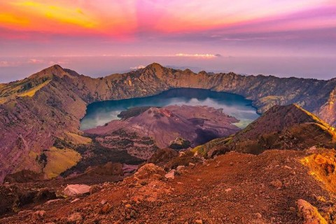 Lombok Utara Turunkan Target Pendapatan Akibat Pariwisata Lesu