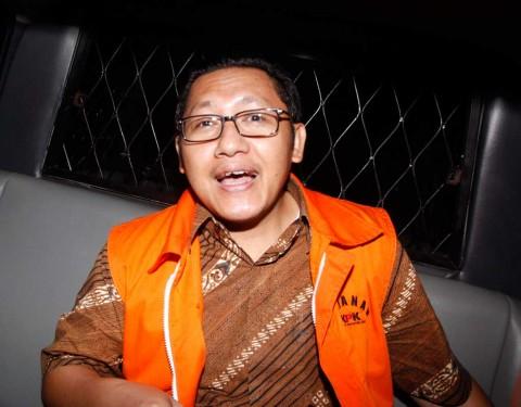 MA Diskon Hukuman Anas, KPK Angkat Tangan