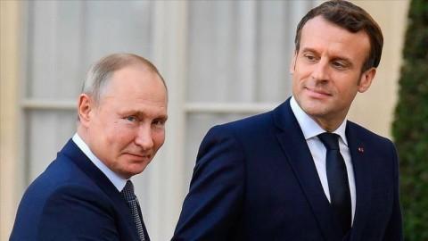 Putin dan Macron Desak Azerbaijan-Armenia Genjatan Senjata Penuh