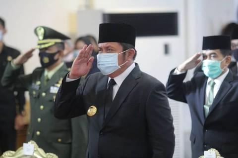 Herman Deru Bersyukur Indonesia Punya Pancasila