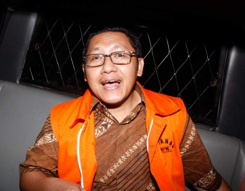 Diskon Hukuman Anas Urbaningrum Buat Kerja KPK Sia-sia