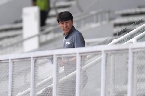 Shin Tae-yong Fokus Meningkatkan Power Timnas U-19