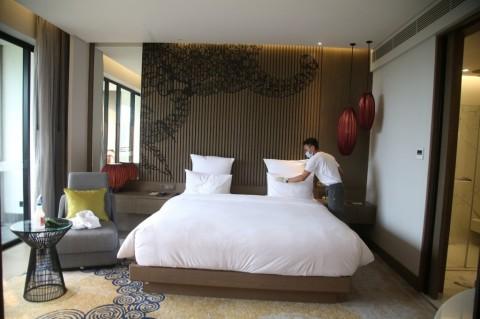 Meski Naik, Okupansi Hotel Berbintang Baru 32,93% di Agustus 2020
