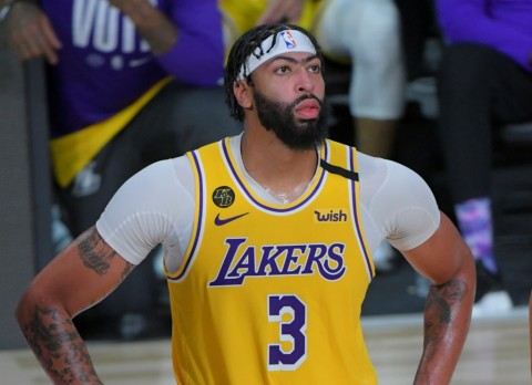 Resep Anthony Davis Tampil Gemilang di Final NBA