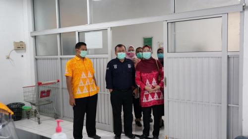 Kemenkes menambah kapasitas ruang isolasi tekanan normal maupun ICU di Kabupaten Semarang.