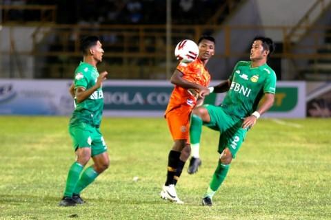 Tunggu Kompetisi Liga 1, Skuat Persiraja Bertahan di Yogyakarta