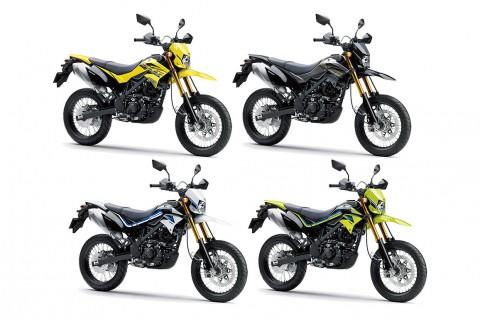 Kawasaki D-Tracker MY 2021 Meluncur, Singkap Bedanya