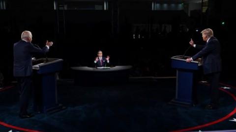 Banyak Interupsi, Mikrofon di Debat Capres AS Akan Dimatikan