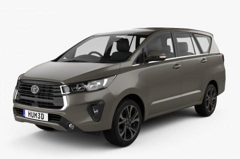 Desain 3D Toyota Kijang Innova Baru Minim Perubahan