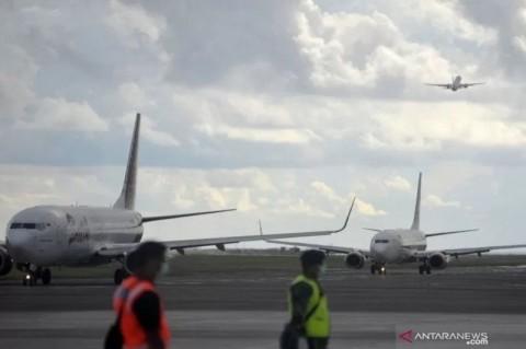 Penerbangan Domestik di Makassar Meningkat 49,47 Persen