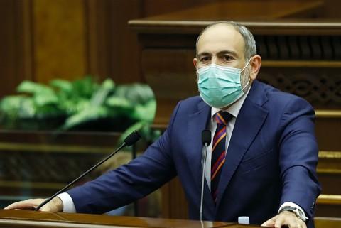 PM Armenia Tuduh Turki Berupaya Lakukan Genosida Baru