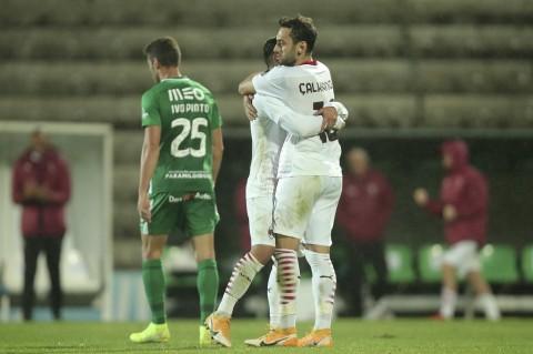 Milan Susah Payah ke Fase Grup Liga Europa, Spurs Melenggang Mulus