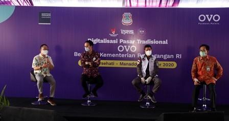 OVO Siap Perkuat Layanan di Timur Indonesia