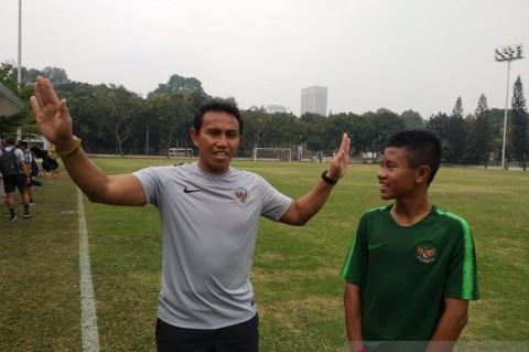 Pemahaman Taktik Para Pemain Timnas U-16 Sudah Semakin Baik