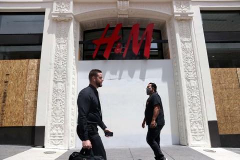 H&M Bakal Tutup 250 Gerai di Seluruh Dunia