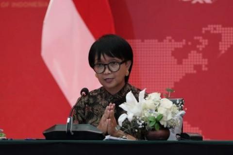 Menlu Retno: Tak Ada Kemajuan dalam Perjanjian Non-nuklir