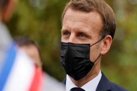 Presiden Prancis Macron Bertekad Perangi 'Separatisme Agama'