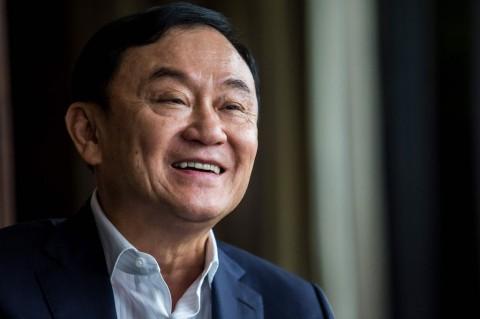Thaksin Shinawatra Pulih dari Covid-19