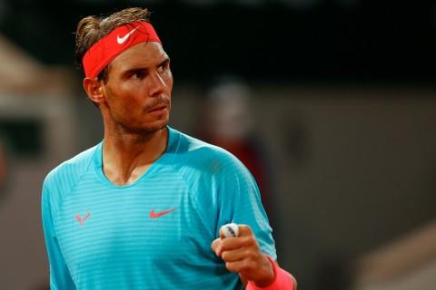 Rafael Nadal belum Terbendung