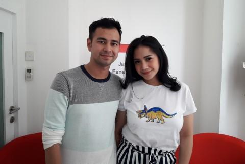 Raffi Ahmad Ungkap Kebahagiaan Nagita Slavina Bangun Siang dan Belanja