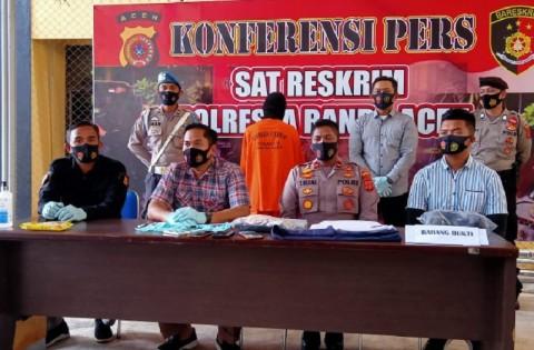 Buronan Kasus Perkosaan di Bawah Umur di Aceh Ditangkap