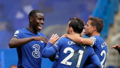 Chelsea vs Crystal Palace: The Blues Gulung The Eagles