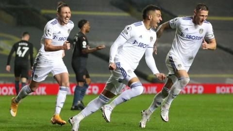 Leeds vs City: Gol Perdana Rodrigo Selamatkan Leeds
