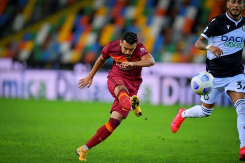 Udinese vs Roma: I Lupi Kesulitan Jinakkan Zebrette