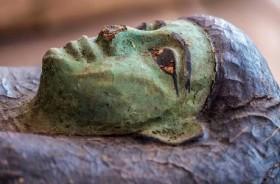 Arkeolog Mesir Temukan 59 Peti Mati Berusia 2.600 Tahun