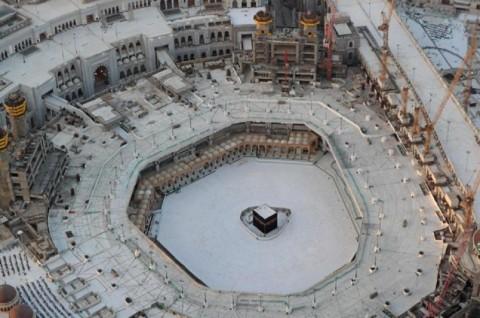 Ibadah Umrah di Arab Saudi Dilanjutkan Kembali Hari Ini