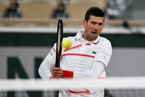 Novak Djokovic Lolos ke 16 Besar French Open