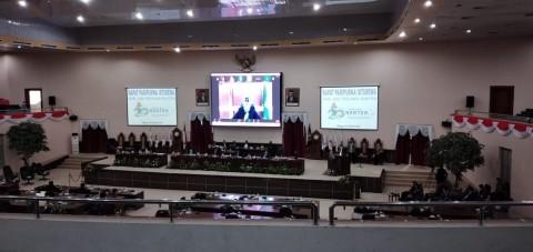 HUT ke-20 Banten Digelar Sederhana