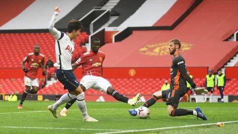 MU vs Tottenham: Spurs Hancurkan 10 Pemain Setan Merah