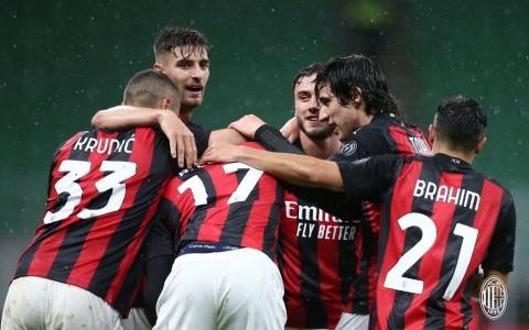 Milan vs Spezia: Il Diavolo Rosso Permak Tamunya