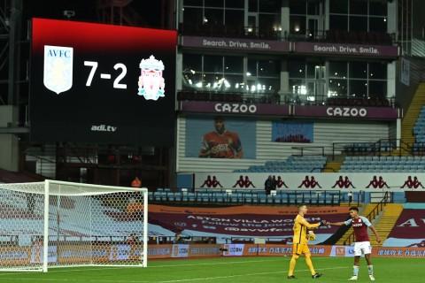 Hasil Lengkap Pertandingan Liga Primer Inggris: MU dan Liverpool Rontok