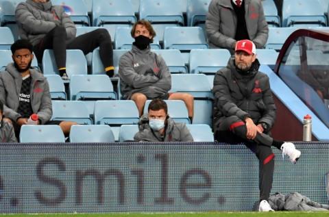 Reaksi Juergen Klopp Usai Liverpool Dipermak 7-2 oleh Aston Villa