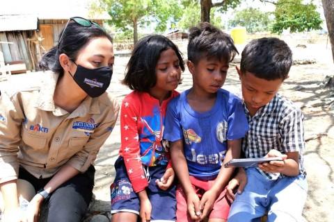 Internet Lancar Permudah Aktivitas Warga Kupang di Tengah Pandemi