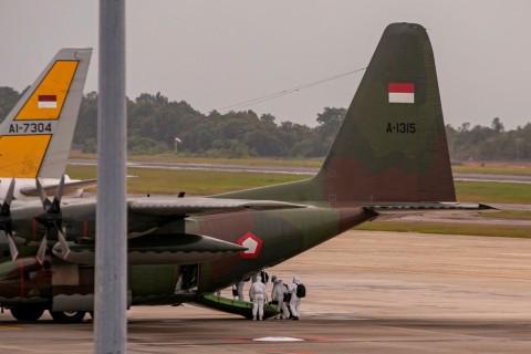 Mengingat Kembali Aksi Heroik Prajurit TNI Evakuasi WNI dari Wuhan