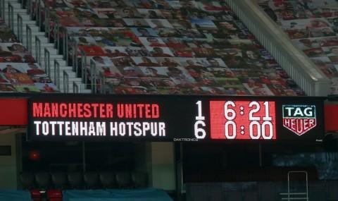 10 Fakta Menarik Usai Tottenham Hotspur Merontokkan Manchester United 6-1
