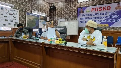 Pemprov Aceh Pulangkan 3 Nelayan yang Ditahan di India