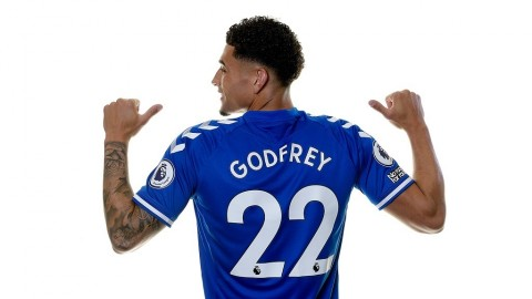 Resmi, Everton Rekrut Ben Godfrey dari Norwich City