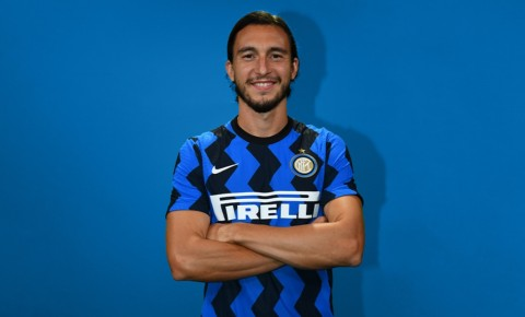 Inter Dapatkan Matteo Darmian dari Parma