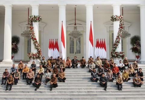 Survei Voxpopuli: 72,8 Persen Setuju Dilakukan Reshuffle Kabinet