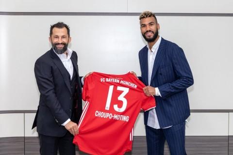 Resmi, Bayern Muenchen Dapatkan Choupo-Moting dari PSG