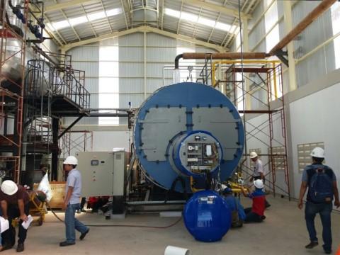 PGN Teken Perjanjian Induk Penyediaan Pasokan Gas ke Pembangkit PLN
