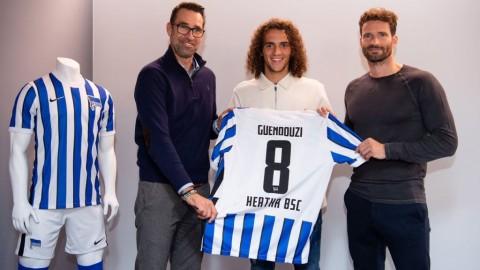 Arsenal Pinjamkan Guendouzi ke Hertha Berlin