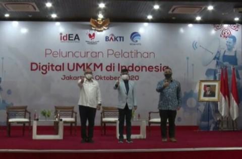 IdEA Pantau Perkembangan UMKM Digital