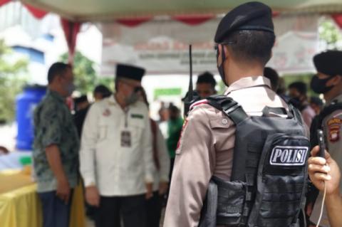 KPU Kapuas Hulu Bertekad Cegah Sebaran Covid-19